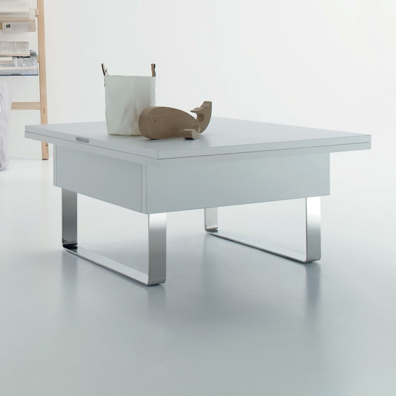 High Quality Cleo Convertible Coffee Table With Lift Top