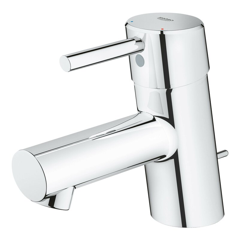 Bathroom Faucet One Hole grohe concetto single hole single handle bathroom faucet with