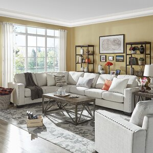 Blackston Sectional Collection by Mercury Row
