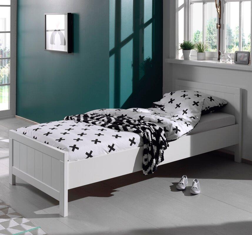 vipack bettgestell erik 90 x 200 cm bewertungen. Black Bedroom Furniture Sets. Home Design Ideas