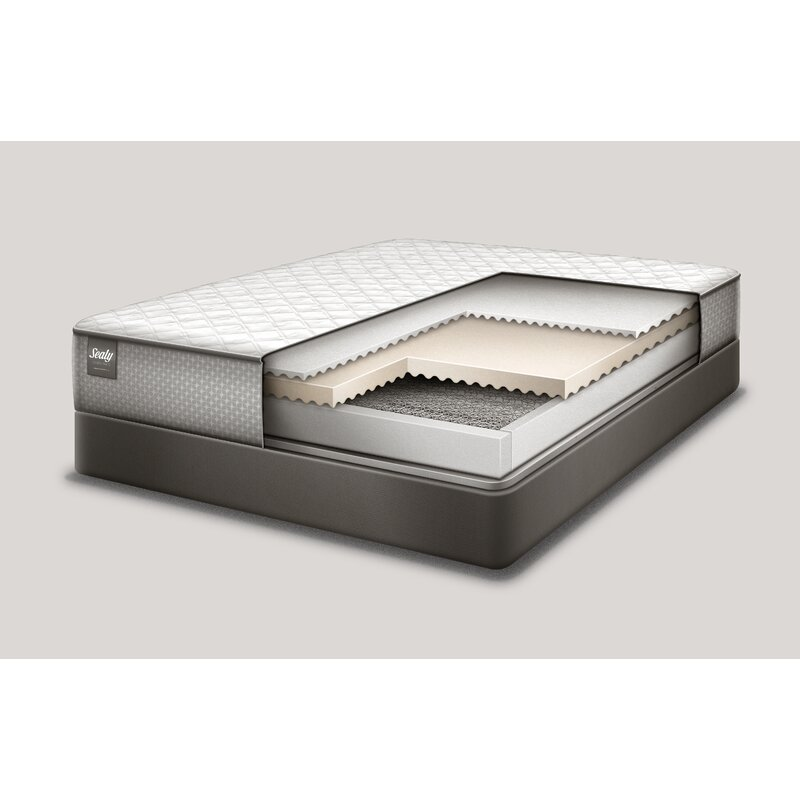 Sealy Response Essentials 10 5 Plush Tight Top Mattress And Box