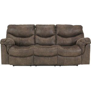 Oakhurst Reclining Sofa by Loon Peak