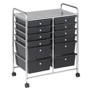 12 Drawer Storage Chest