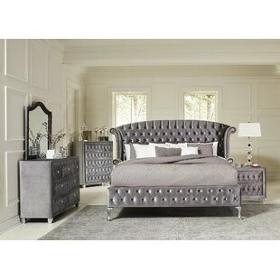 King Bedroom Sets You\'ll Love | Wayfair
