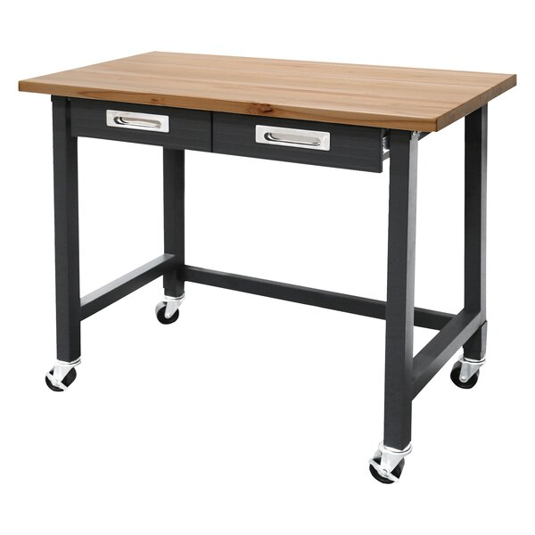 Workbenches U0026 Work Tables Youu0027ll Love | Wayfair