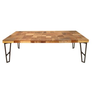 Kaitlyn Coffee Table by 17 Stories