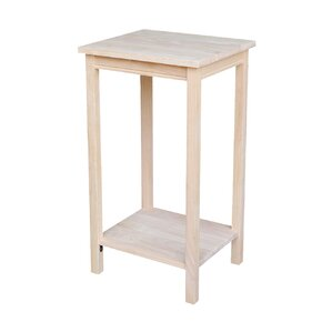 Toby Rectangular End Table by August Grove