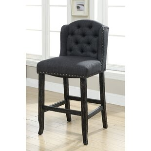 Lesly Upholstered Dining Chair (Set of 2)