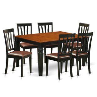Arenzville 7 Piece Dining Set