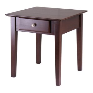 Charlton Home Charlotte End Table