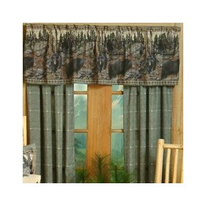 The Bears Collection Valance