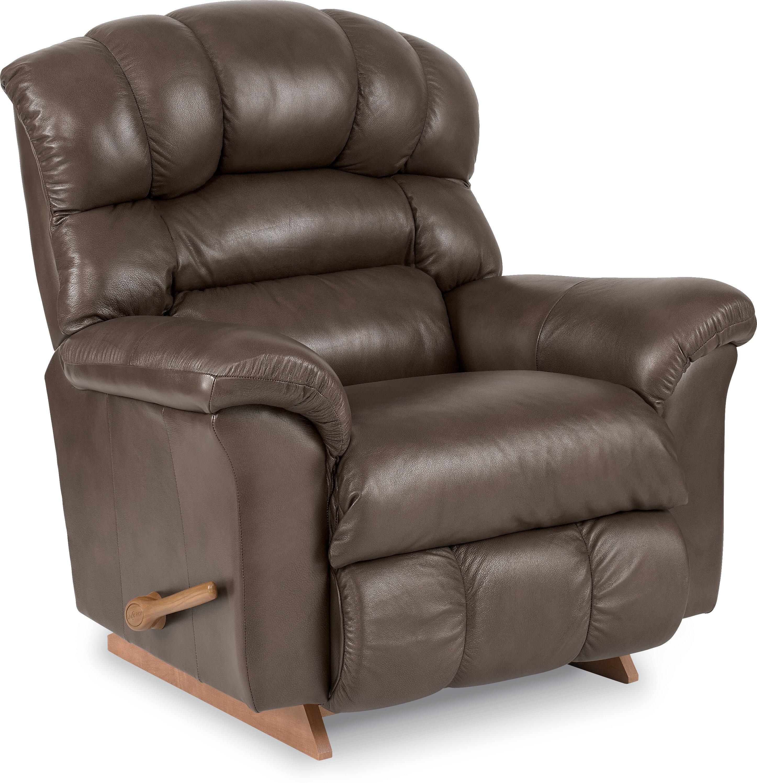 La z boy crandell leather recliner reviews wayfair