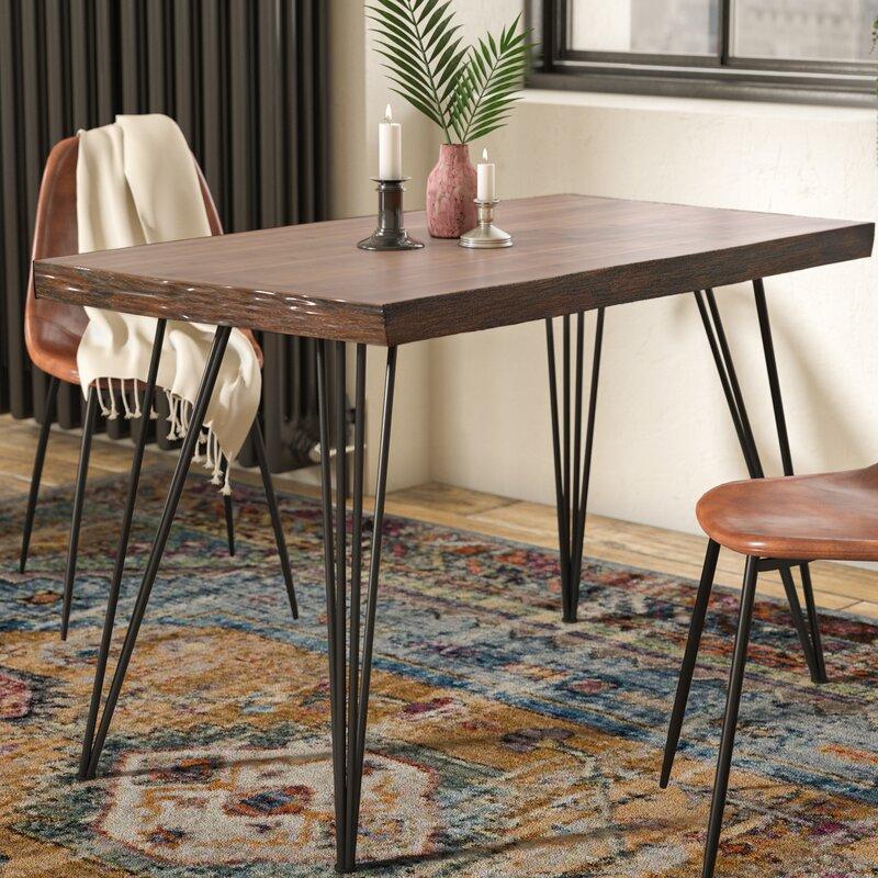 Renee Firwood Dining Table Amp Reviews Allmodern