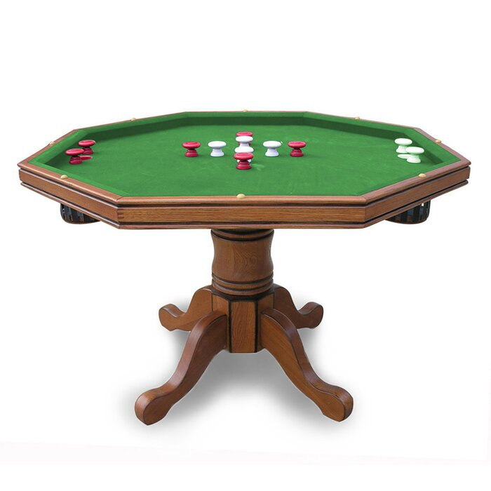 Hathaway Games 48 Kingston Poker and Bumper Pool Table Reviews