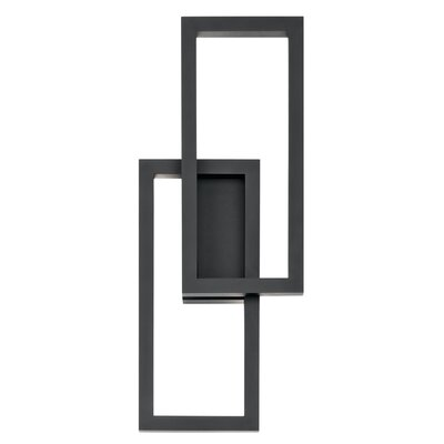 Brayden Studio Gulley LED Outdoor Sconce