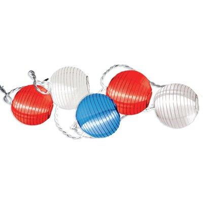 Patriotic American Summer String Lighting Amscan