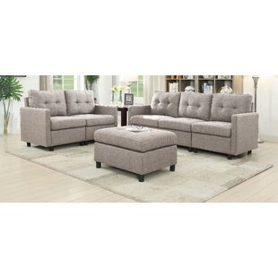 Weybridge 3 Piece Living Room Set