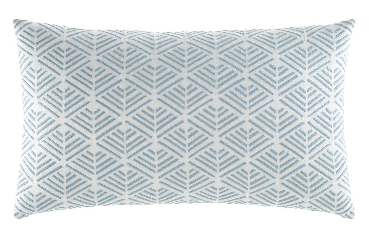 Longbay Embroidered Breakfast Pillow \u0026 Reviews   Birch Lane