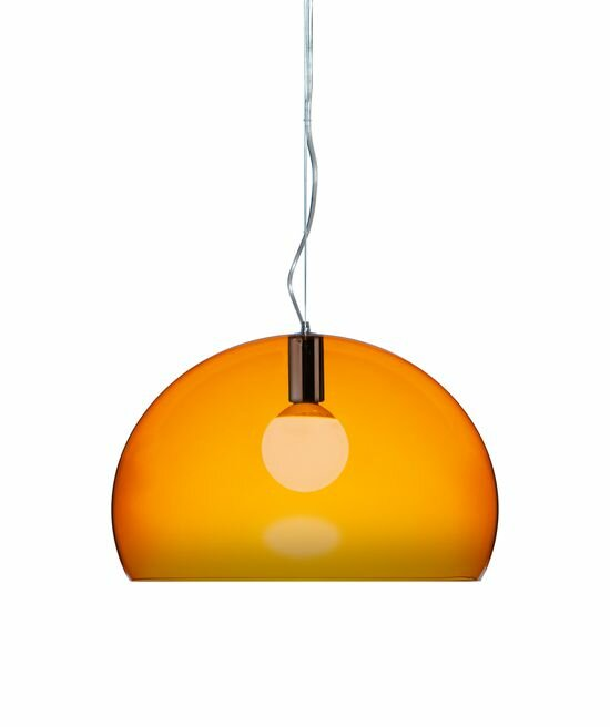 Fly 1 light suspension bowl pendant reviews allmodern fly 1 light suspension bowl pendant aloadofball Image collections