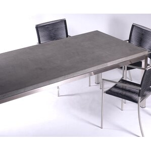 Viviana 5 Piece Metal Dining Set by Trent Austin Design