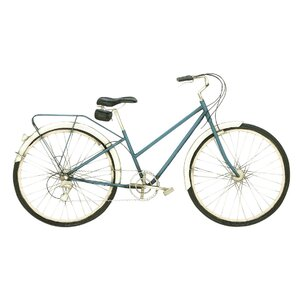 Metal Bicycle Wall Decor transportation metal wall art you'll love | wayfair