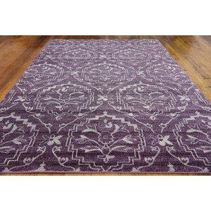 ezequiel purple area rug