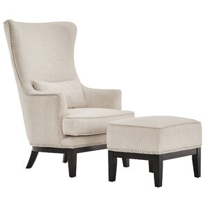 Wingback Accent Chairs Youu0027ll Love | Wayfair
