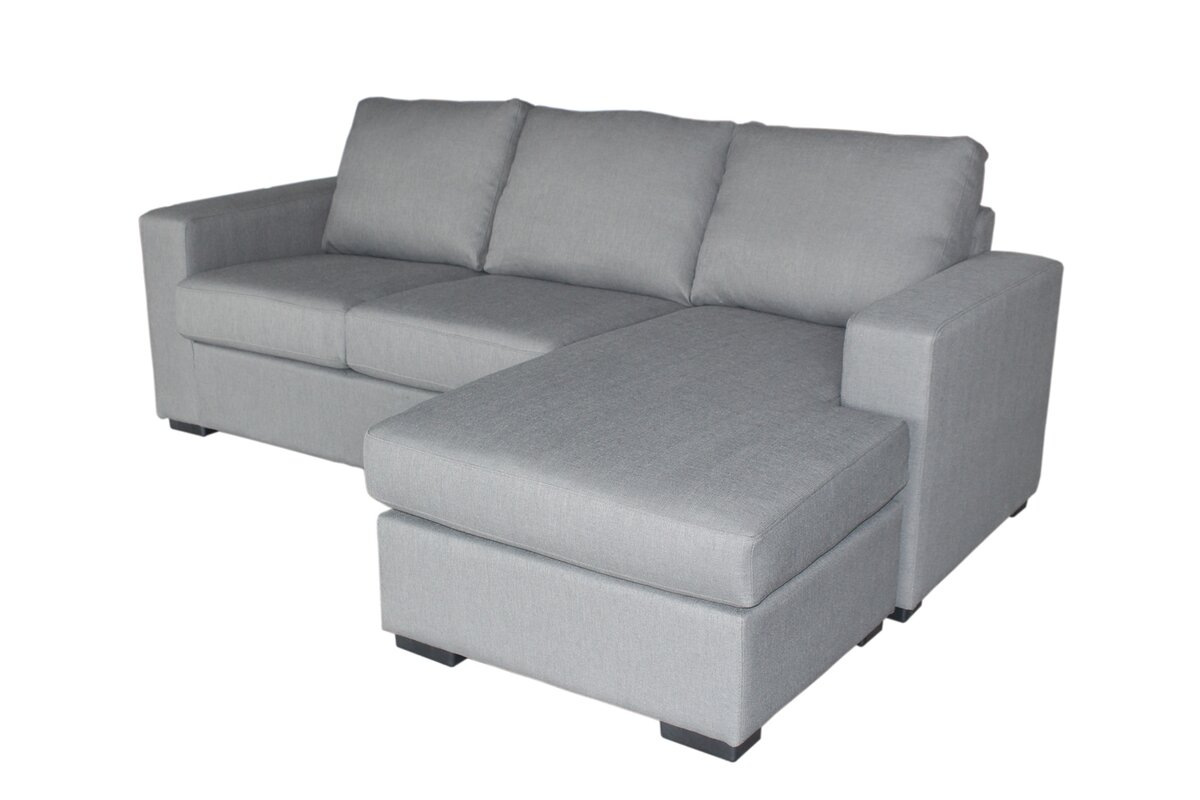 Osby Chaise Reversible Sectional Reviews Allmodern