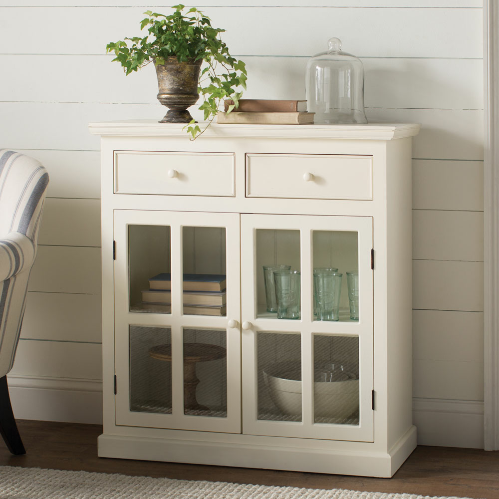 Accent chests cabinets