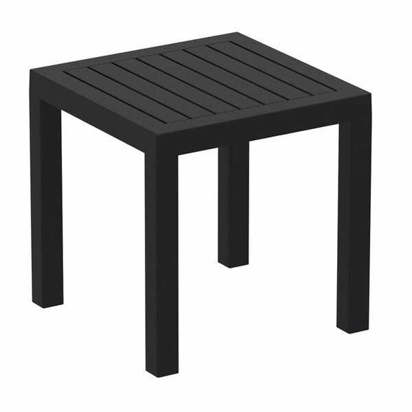 Outdoor Side Tables Youll Love Wayfair - Outdoor rectangular coffee table cover