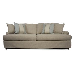 Seacoast T-Cushion Sofa Slipcover Set ..