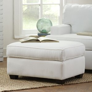 Clarkedale Ottoman by Birch La..