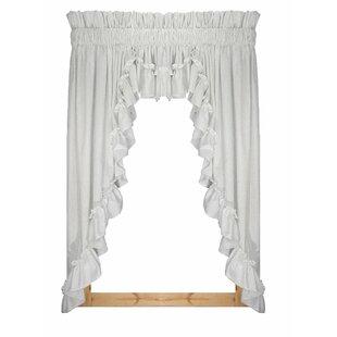 Bedroom Valance Curtains   Wayfair