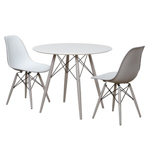 Richardson 3 Piece Dining Set by Langley Street