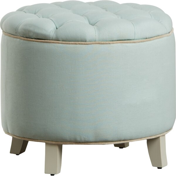 Lily Manor Houx Storage Ottoman Amp Reviews Wayfair Co Uk