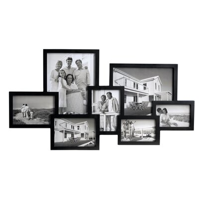 Wrought Studio Romano 7 Piece Wall Picture Frame Set