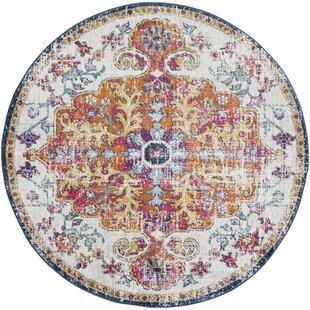 Genial Round Oriental Rugs Youu0027ll Love In 2019 | Wayfair