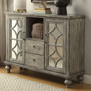 Custom Console Cabinet With Doors Decor