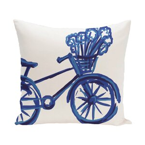 Chesser Outdoor Throw Pillow