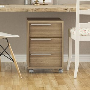 Hadley 3 Drawer Vertical Filing Cabinet