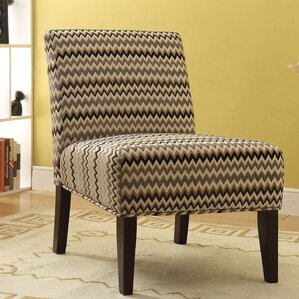 Benjamin Slipper Chair by A&J Homes Studio