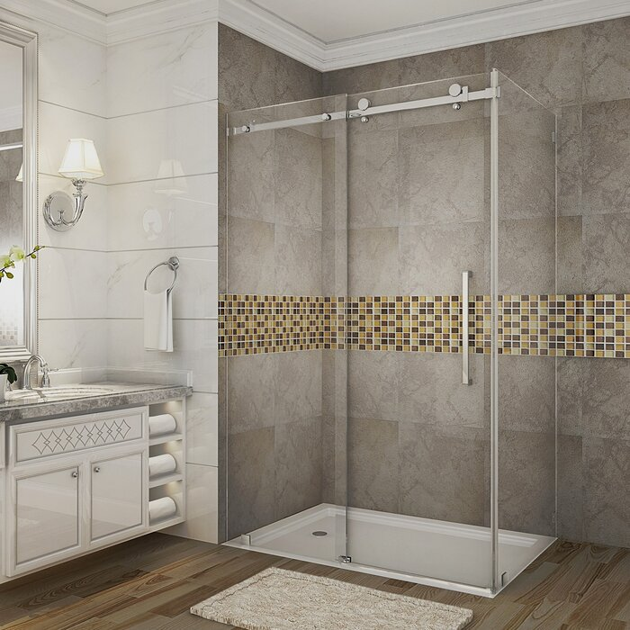 frameless door doors estate easco shower products