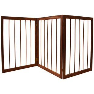 3 Section Pet Gate by House Additions