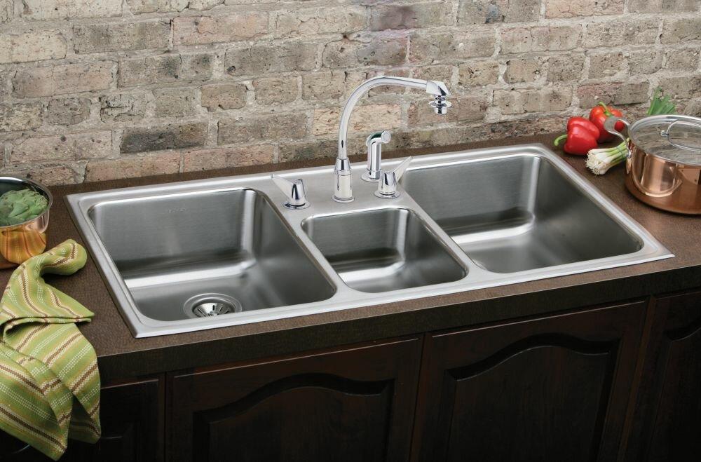 Top Mount Kitchen Sinks Part - 38: Topmount Kitchen Sinks Part - 44: Default_name