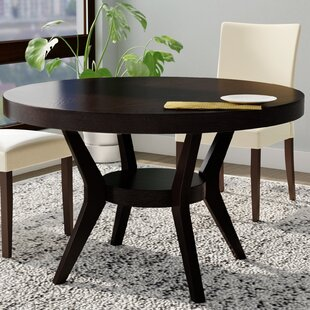 Small dining tables youll love wayfair connor transitional dining table watchthetrailerfo