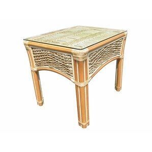 End Table by Spice Islands Wicker