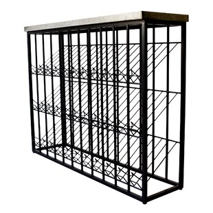 Kristopher 33 Floor Wine Bottle Rack