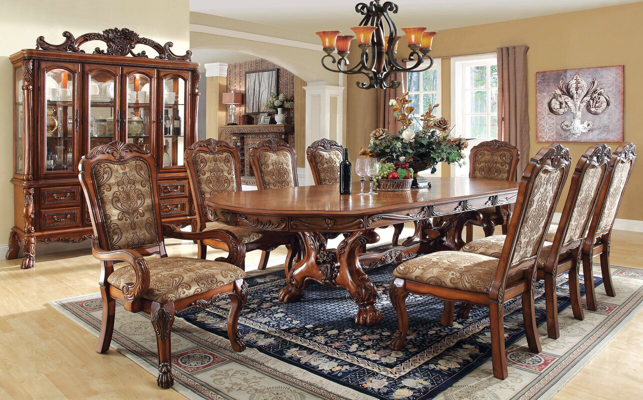 Hokku Designs Evangeline 9 Piece Dining Set & Reviews