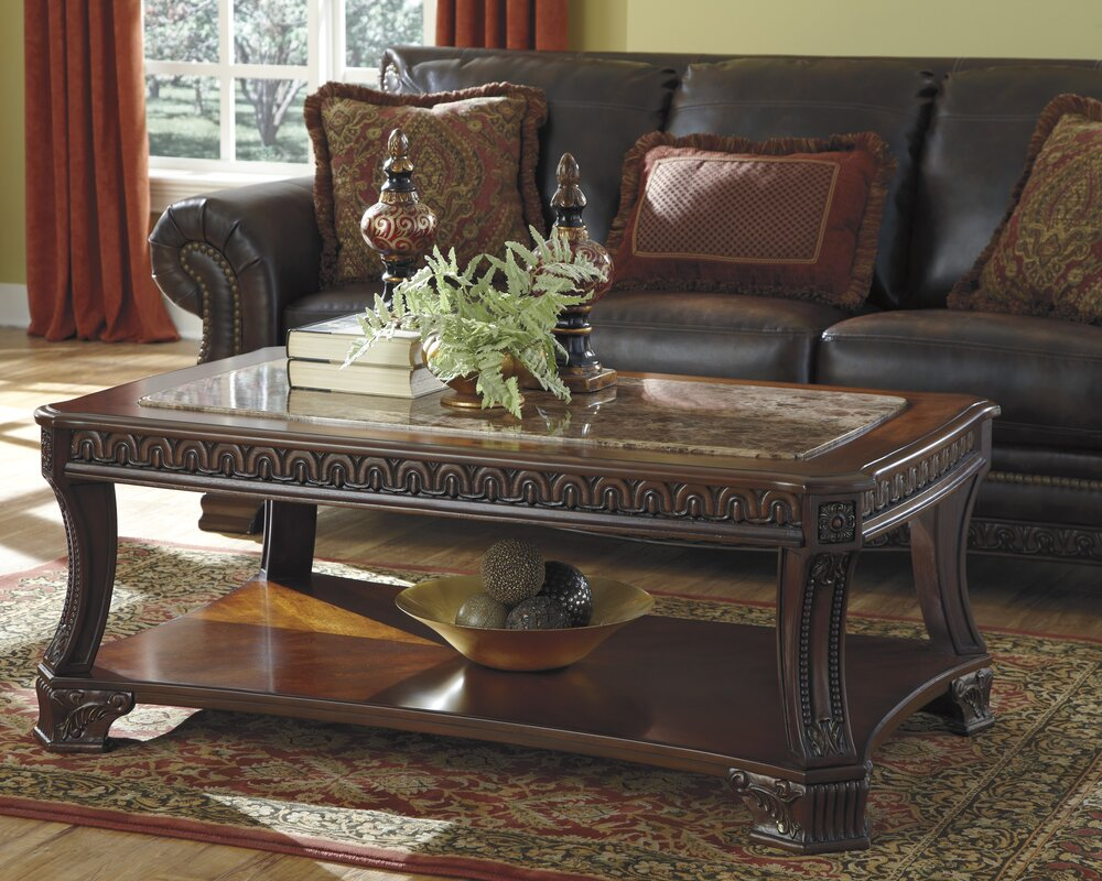 Extra large coffee table wayfair chambliss coffee table geotapseo Image collections