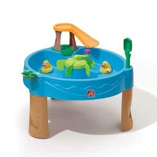 Kids Round Duck Pond Activity Table